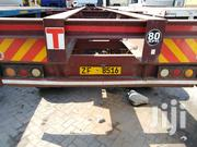 Clean Siyama Skeleton Trailer ZF Same As Bhachu With Good Tires | Trucks & Trailers for sale in Mombasa, Changamwe