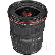 CANON WIDE ANGLE LENS 17-40MM EX-UK | Accessories & Supplies for Electronics for sale in Nairobi, Nairobi Central