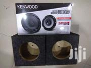 """Ken 6 Car Door Speakers 300w Peak Power 30w RMS And 6"""" Inch Cabinet"""" 