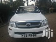 Toyota Hilux 2007 2.5 D-4D White | Cars for sale in Mandera, Township