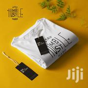 Hustle Hard T-Shirts and Custom Embroidered Cap | Clothing Accessories for sale in Nairobi, Nairobi Central