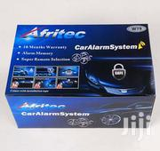 Afritec Car Alarm With Cutoff | Vehicle Parts & Accessories for sale in Nairobi, Nairobi Central