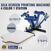 Screen Printing Machine | Printing Equipment for sale in Nairobi, Nairobi Central