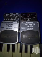 Digital Delay And Vhromatic Tunner | Audio & Music Equipment for sale in Kitui, Central Mwingi