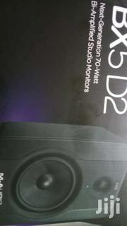 New Sealed Studio Monitor Speakers M-audio Bx 5d2 | Audio & Music Equipment for sale in Nairobi, Nairobi Central