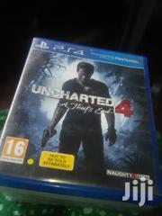 Uncharted 4 Ps4 Video Game | Video Games for sale in Mombasa, Bamburi