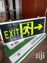 Illuminous Double Sided Fire Exit Sign | Manufacturing Equipment for sale in Nairobi, Nairobi Central