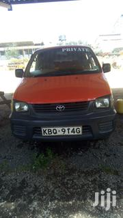 Toyota Townace 2005 Red | Cars for sale in Machakos, Athi River