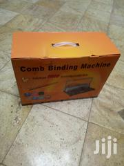 Comb Spiral Binder Machine | Stationery for sale in Nairobi, Nairobi Central