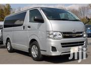 Toyota Hiace Van For Hire | Chauffeur & Airport transfer Services for sale in Nairobi, Kahawa West
