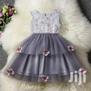 Grey Dress | Children's Clothing for sale in Mombasa, Shimanzi/Ganjoni