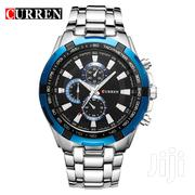 CURREN 8023 Sliver Black | Watches for sale in Nairobi, Nairobi Central