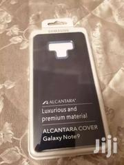 Alcantara Anti Knock Phone Case For Galaxy Note 9 Samsung | Accessories for Mobile Phones & Tablets for sale in Nairobi, Nairobi Central