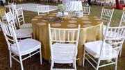 Seats, Seat Covers,Tiebacks For Hire | Party, Catering & Event Services for sale in Nairobi, Roysambu