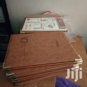 Hotel Menus Printing And Branding | Other Services for sale in Nairobi, Nairobi Central
