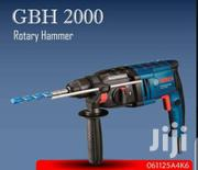 Bosch Rotary Hammer GBH 2000 | Electrical Equipments for sale in Machakos, Syokimau/Mulolongo