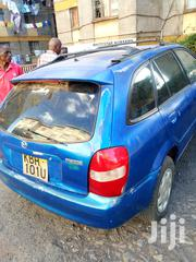 Mazda 323 2001 2.0 Blue | Cars for sale in Nairobi, Nyayo Highrise