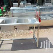 Commercial  Stainless  Sinks | Restaurant & Catering Equipment for sale in Nairobi, Maringo/Hamza