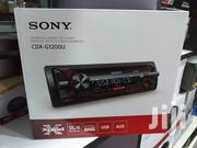 Cdx-g1200u Sony Car Stereo | Vehicle Parts & Accessories for sale in Nairobi, Nairobi Central
