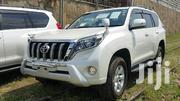 Toyota Land Cruiser Prado 2013 White | Cars for sale in Mombasa, Mji Wa Kale/Makadara
