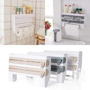 3in1 Kitchen Triple Paper Towel Cling Foil Dispenser | Home Accessories for sale in Nairobi, Nairobi Central