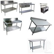 Kitchen Sinks And Working Table | Restaurant & Catering Equipment for sale in Nairobi, Nairobi Central