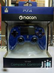 Ps4 Nacon Wired Blue Controller | Video Game Consoles for sale in Nairobi, Nairobi Central