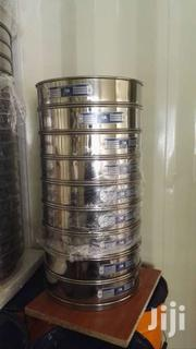 BS Sieve 200mm Diameter | Manufacturing Materials & Tools for sale in Nairobi, Kahawa West