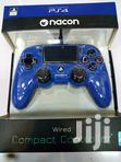 Ps4 Nacon Wired Blue Controller | Video Game Consoles for sale in Nairobi Central, Nairobi, Kenya