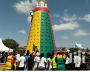 Jumping Castles, Wall Climber, Climbing Tower Rock Climber For Hire | Party, Catering & Event Services for sale in Nairobi, Parklands/Highridge