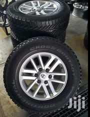 Toyota Hillux Rims Size 17 | Vehicle Parts & Accessories for sale in Nairobi, Mugumo-Ini (Langata)