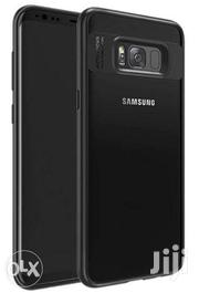 Samsung S8 And S8 Plus Full Protective Slim TPU Transparent Case | Accessories for Mobile Phones & Tablets for sale in Nairobi, Nairobi Central