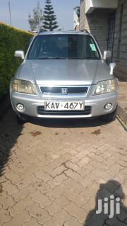 Honda CR-V 1999 2.0 4WD Automatic Silver | Cars for sale in Machakos, Athi River