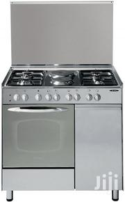 4 Gas+ 2 Electric + Gas Compartment Stainless Steel Elba Cooker-eb/165 | Kitchen Appliances for sale in Nairobi, Nairobi Central