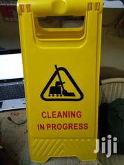 Cleaning Caution Board | Safety Equipment for sale in Nairobi, Nairobi Central