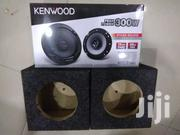 """Kenwood 6 Car Door Speakers S1666 With Cabinet 6"""" Inch 300w Peak"""" 