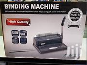 Generic A4 Comb Binder Binding Machine-grey-black-multicolor | Stationery for sale in Nairobi, Nairobi Central