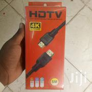 HDMI Cable 4K HDMI Male To Male High Speed HDMI Supports 4K Video 5M | TV & DVD Equipment for sale in Nairobi, Nairobi Central