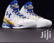 Underarmour Steph Curry 2 Blue White | Shoes for sale in Nairobi, Nairobi Central