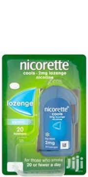 Nicorette Cool Lozenges 2mg 20`S | Vitamins & Supplements for sale in Nairobi, Ngara