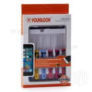 YOUKILOON Screwdriver Opening Set for iPhone Samsung Phone Repairing | Accessories for Mobile Phones & Tablets for sale in Nairobi, Nairobi Central