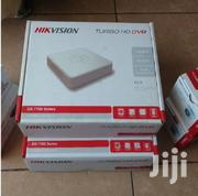 Hikvision Turbo HD 4 Channel DVR Machine White | Photo & Video Cameras for sale in Nairobi, Nairobi Central