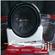Pioneer Ts-w311d4 Champion 1400 Watt 12″ Car Audio Subwoofer | Vehicle Parts & Accessories for sale in Nairobi, Nairobi Central