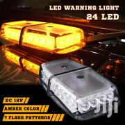24 LED Amber Vehicle Roof Light Flashing | Vehicle Parts & Accessories for sale in Mombasa, Tononoka