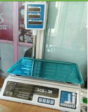 Digital Price Computing Scale 30kg Meat Scale | Store Equipment for sale in Nairobi, Embakasi