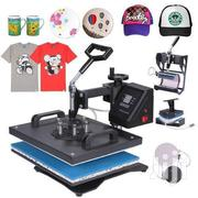 5in1 Combo Heat Press Machine | Printing Equipment for sale in Nairobi, Nairobi Central