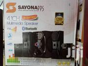 SAYONA 4.1CH Multimedia Speaker System | Audio & Music Equipment for sale in Nairobi, Nairobi Central