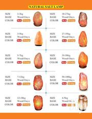 Salt Products Lamps / Animal Form Lamps / Spa Products And Inhalers In | Home Appliances for sale in Nairobi, Nairobi South