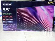 """Vision Android TV 55""""Inch 4k UHD 