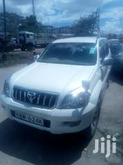 Toyota Land Cruiser Prado 2012 White | Cars for sale in Mombasa, Shanzu
